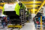 Ежегодная встреча АО Росагролизинг с поставщиками пройдет на заводе КЛААС в Краснодаре