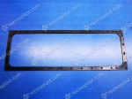 Прокладка бачка радиатора ЮМЗ нижняя (36-1301169А)