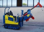 Машина для пересадки деревьев с комом PAZZAGLIA FZ 110