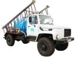 Опрыскиватели самоходные на базе 4WD автомобилей УАЗ, ГАЗ и других