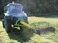 Машина для теребления льна МТЛ - 1,5