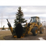 Навесной пересадчик деревьев Lemar 3056 4it