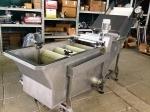 фото Щеточная моечная машина для овощей и фруктов