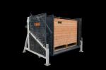 Опрокидыватель контейнеров