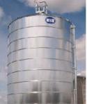Круглое зернохранилище BIN100